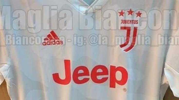 35f400aacb Ecco la seconda maglia della Juventus 2019-2020 - Corriere dello Sport