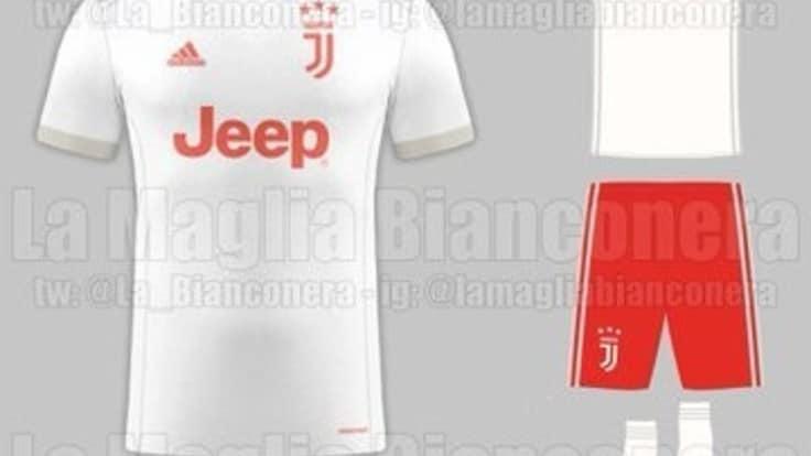 Calendario Champions 2020 Juventus.Ecco La Seconda Maglia Della Juventus 2019 2020 Corriere