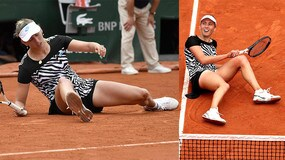 Mertens, che tonfo al Roland Garros!