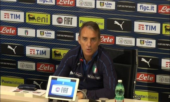 """Mancini: """"Non c'è mai stata l'opportunità di allenare la Juventus"""""""
