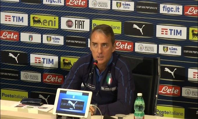 """Mancini: """"Oriali spero possa restare"""""""