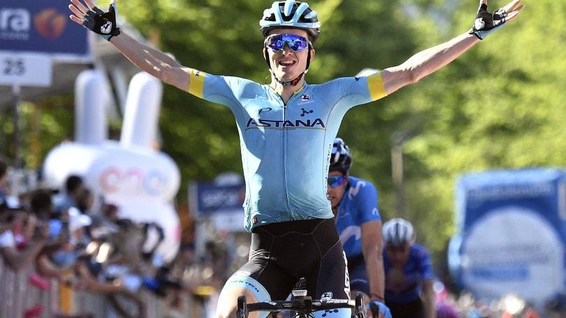 Bilbao vince la 20ª tappa del Giro d'Italia, Carapaz resta in rosa
