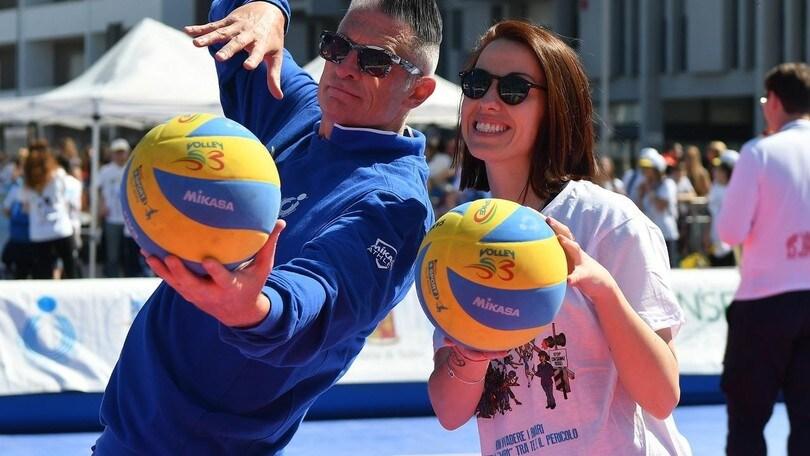 Gioca Volley S3 in Sicurezza, festa grande a Lecce