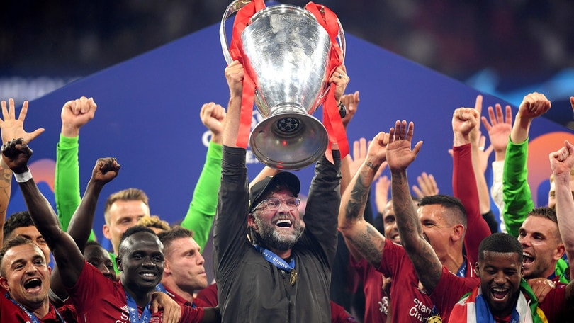 Klopp Champions League