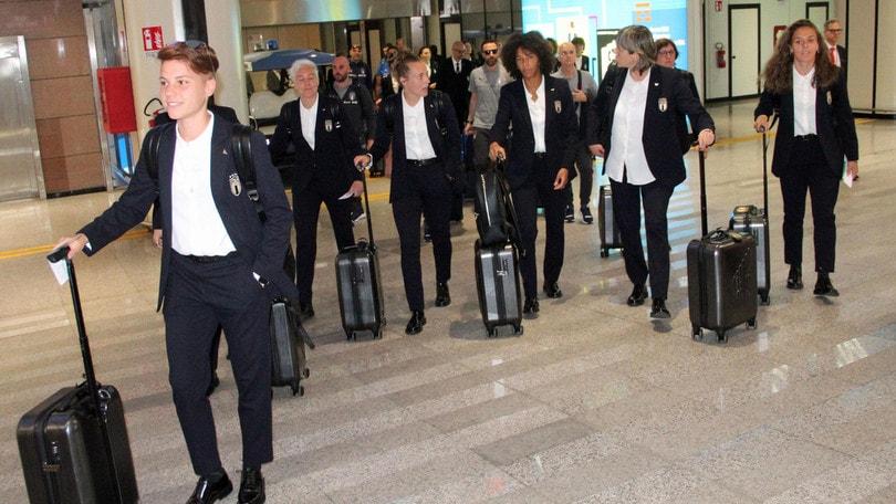 Italia, nazionale femminile: che accoglienza a Valenciennes!