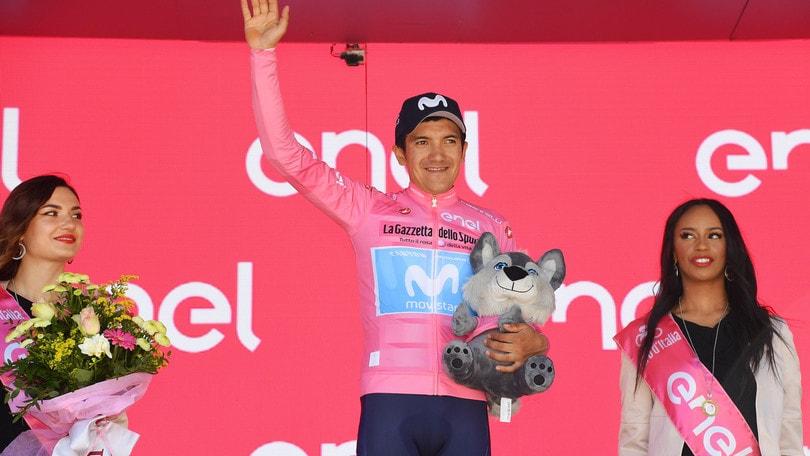 Carapaz trionfa al Giro d'Italia: Nibali chiude 2°