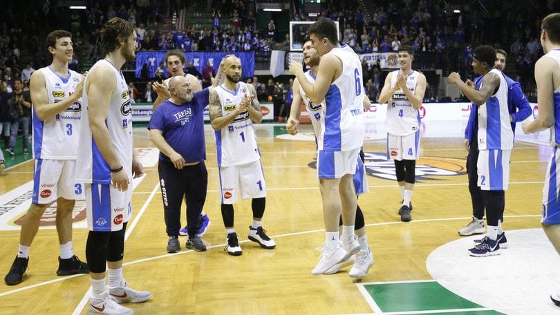 Treviso stende Treviglio e raggiunge la finale playoff di A2
