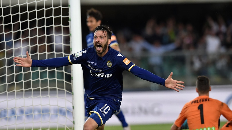 Il Verona è in Serie A! 3-0 al Cittadella, rimonta completata