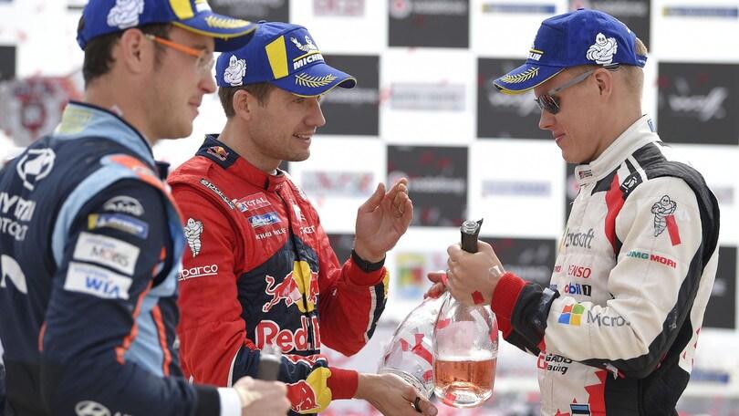 Rally del Portogallo, vince Tanak