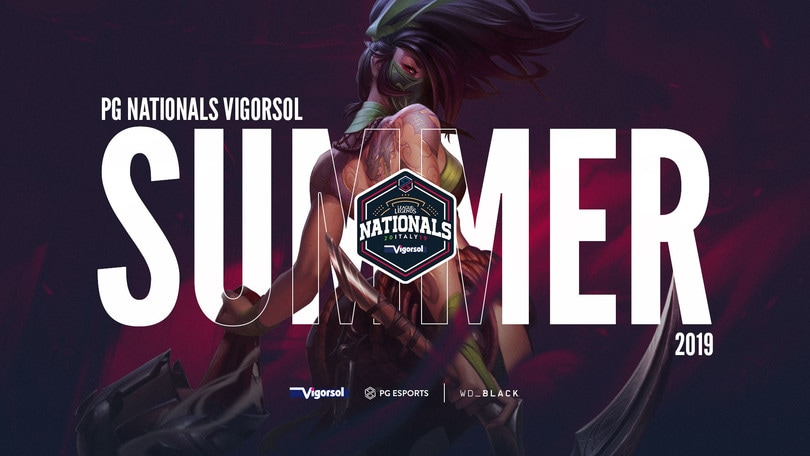 PGNats: partita la Regional League italiana di League of Legends