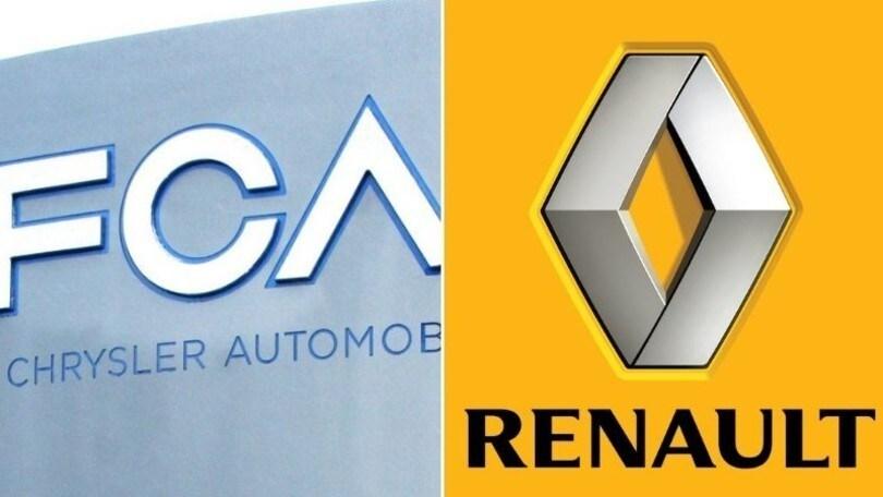 Fusione FCA-Renault: il Cda si riunisce martedì