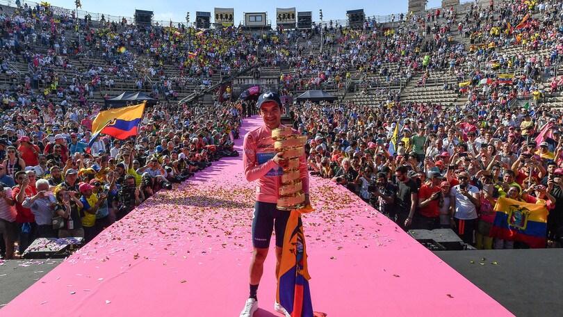 Giro d'Italia 2020, si partirà da Budapest
