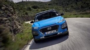 Hyundai Kona Hybrid: tutte gli scatti