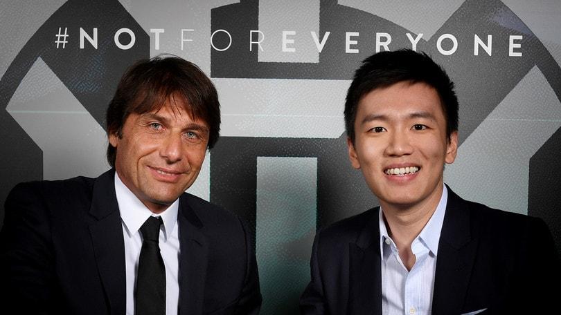 Conte lavora già per l'Inter: visita ad Appiano