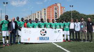 """Football Leader 2019, il triangolare """"No Racism"""" apre l'evento"""
