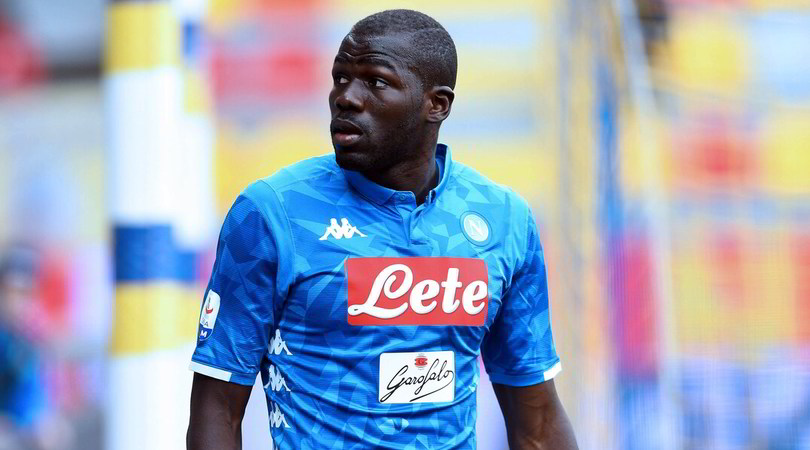 """Koulibaly: """"Resto a Napoli? Non so, credo di sì"""""""