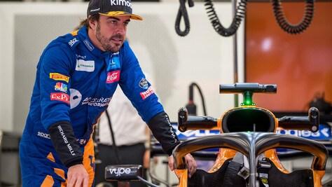 Rally, Fernando Alonso verso Dakar 2020