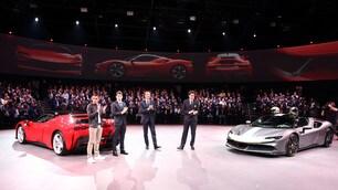Ferrari SF90 Stradale: la World Première FOTO