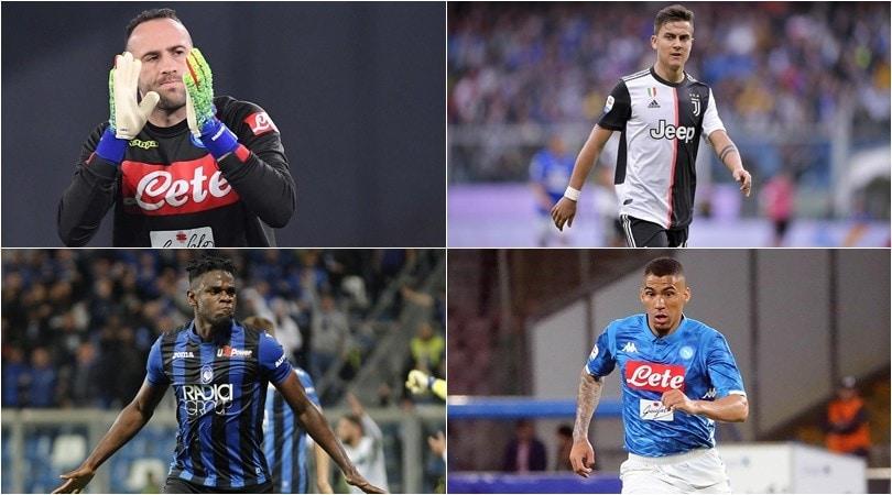 """Da Ospina e Allan a Dybala e Zapata: la Serie A """"trasloca"""" in Coppa America"""