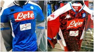 New jerseys Napoli 2020? It's just a hoax