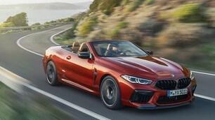 BMW M8: tutte gli scatti