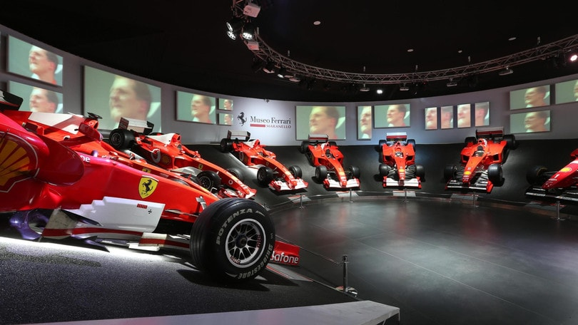 Ferrari: due mostre a Maranello per i 90 anni della Scuderia