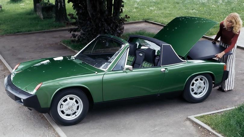 """Storia della 914, """"la Porsche del popolo"""""""
