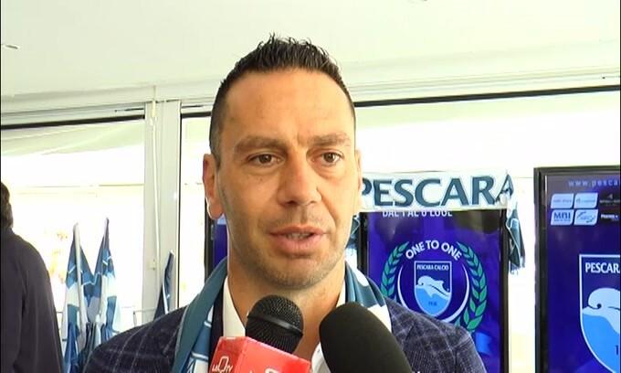 """Zauri: """"Contento dell'opportunità di allenare il Pescara"""""""