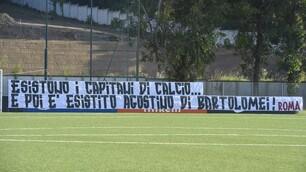 Di Bartolomei, la Roma ricorda il suo eterno capitano