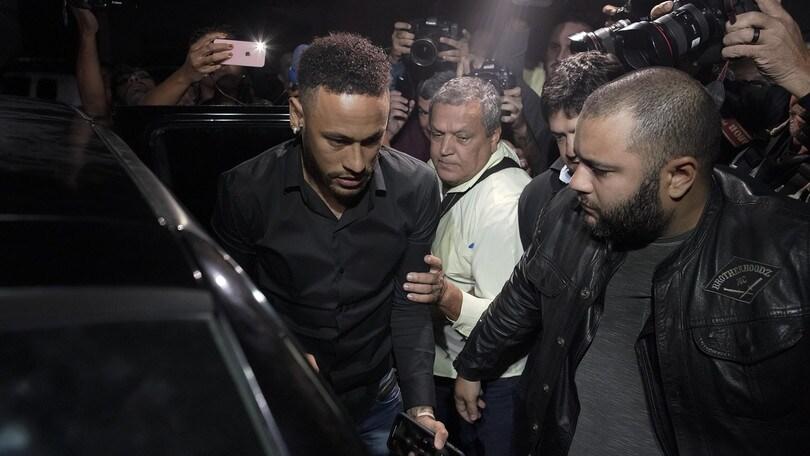 Neymar, la chat integrale di WhatsApp con Najila