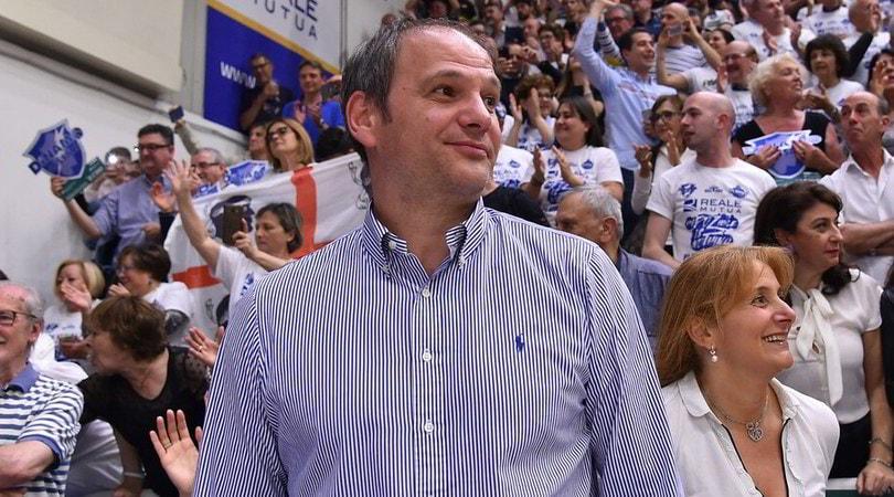Nando Gentile coach della Juve Caserta