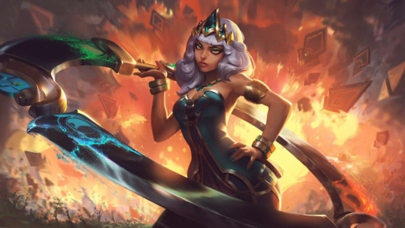 League of Legends: arriva Qiyana