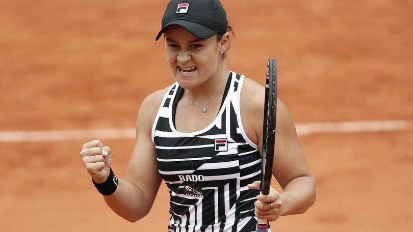 Barty e Vondrousova in finale del Roland Garros: fuori Anisimova e Konta