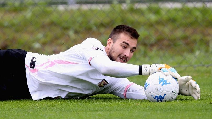 Palermo, Posavec ceduto all'Hajduk Spalato