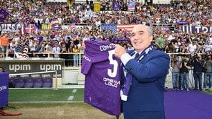 La Fiorentina accoglie Commisso: più di 5 mila al Franchi