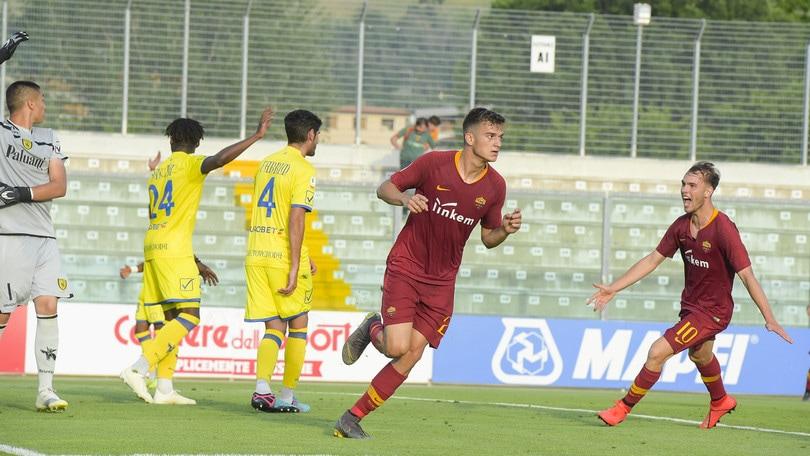 Primavera, play off: Roma-Chievo 2-2, giallorossi in semifinale