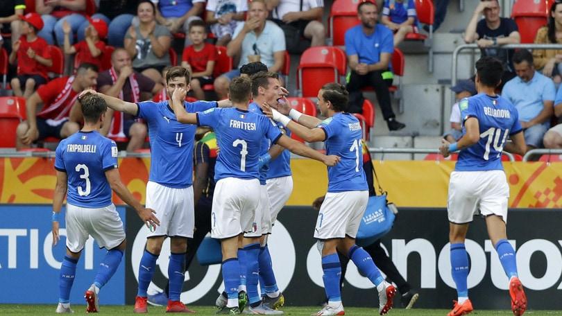 L'Italia in semifinale del Mondiale Under 20: Pinamonti e Frattesi stendono il Mali