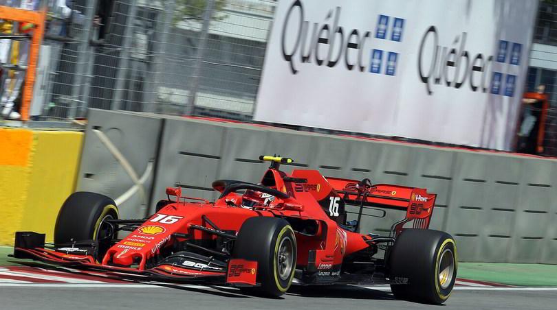 Libere Gp Canada, doppietta Ferrari: Leclerc e Vettel davanti a tutti