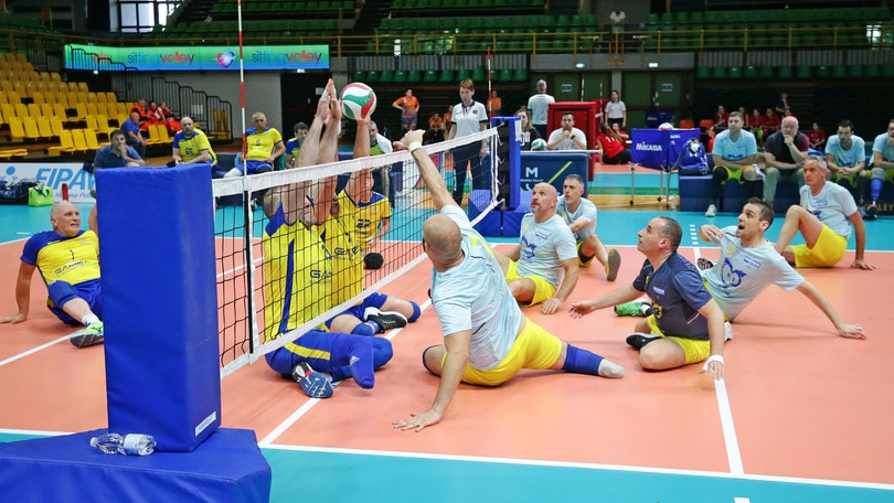 Finali Sitting Volley: primi verdetti al PalaPanini