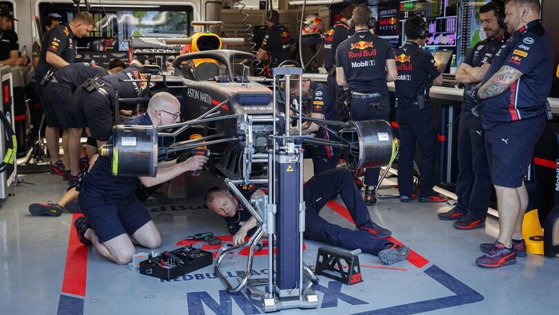 """Verstappen errore nelle libere in Canada: """"Siamo comunque competitivi"""""""