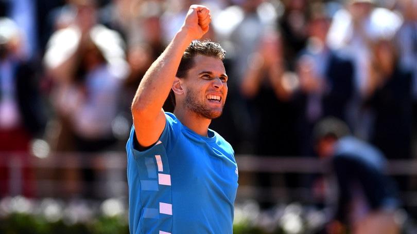 Thiem raggiunge Nadal in finale al Roland Garros