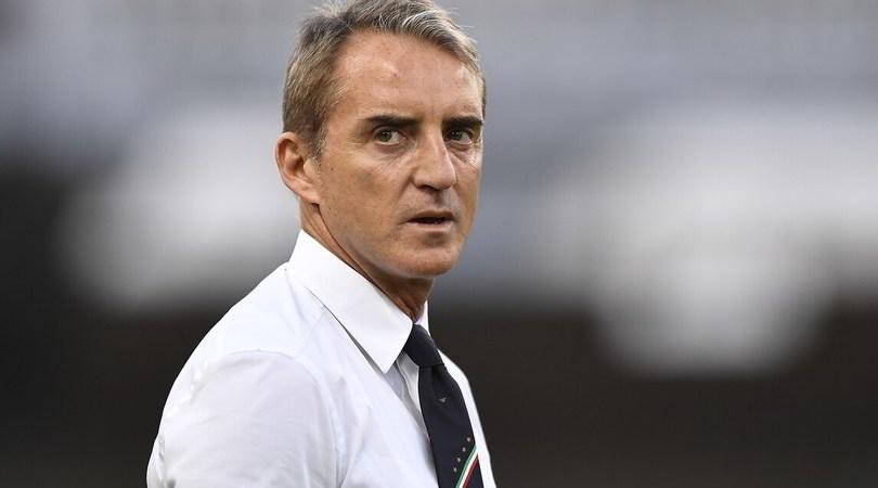 """Mancini: """"Bravi a indirizzare partita. Insigne titolare? Non era semplice scegliere"""""""