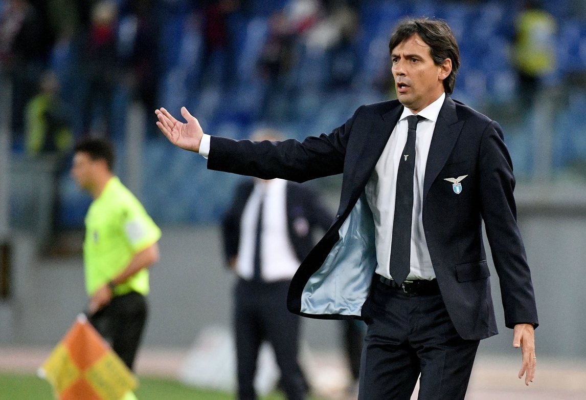 Lazio, il poker di Inzaghi: mercato per la Champions
