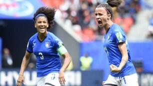 Che Italia! 2-1 all'Australia ed esordio vincente. Bonansea mattatrice con una doppietta