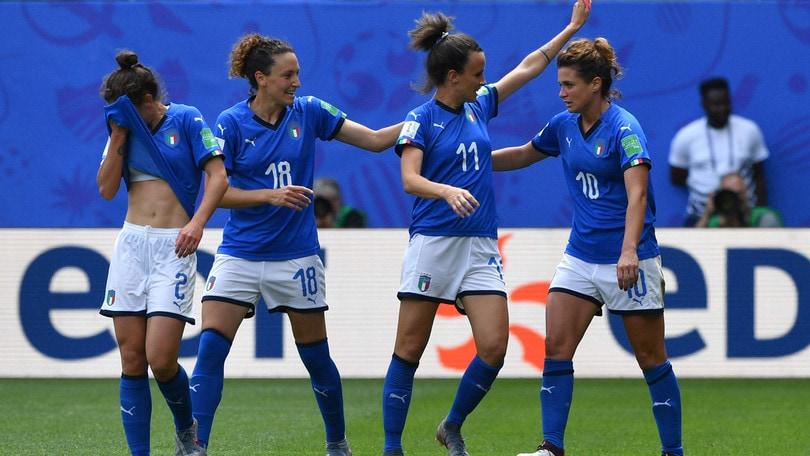 Strepitosa Italia nel Mondiale femminile: Bonansea abbatte l'Australia con una doppietta