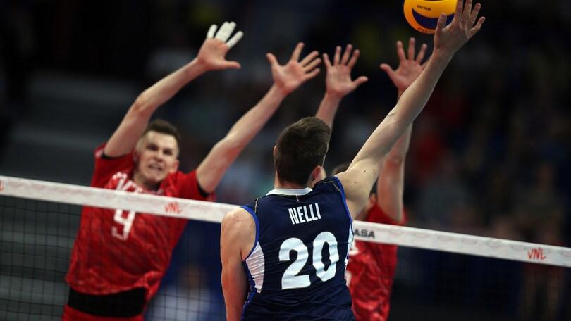 L'Italia lotta un set poi si arrende alla Russia