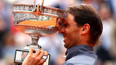 Nadal, tutta gioia: il 12° Roland Garros è suo!