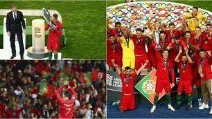 Nations League: Cristiano Ronaldo trionfa con il Portogallo