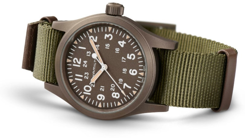 Il nuovo Nato di Hamilton, sequel del suo iconico orologio militare