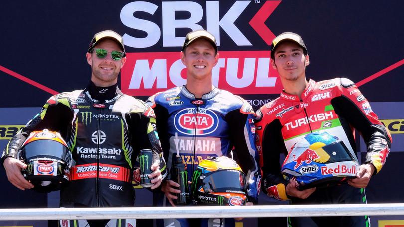 """Sbk, Van der Mark vince a Jerez: """"E' stato incredibile"""""""